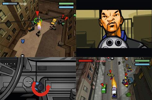 Chinatown Wars in Feb-April; GTA IV DLC end of Jan, tentatively
