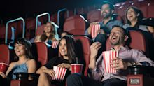 Why Movie Chains AMC Entertainment, Cinemark Holdings, and National CineMedia Skyrocketed as Much as 76% Today