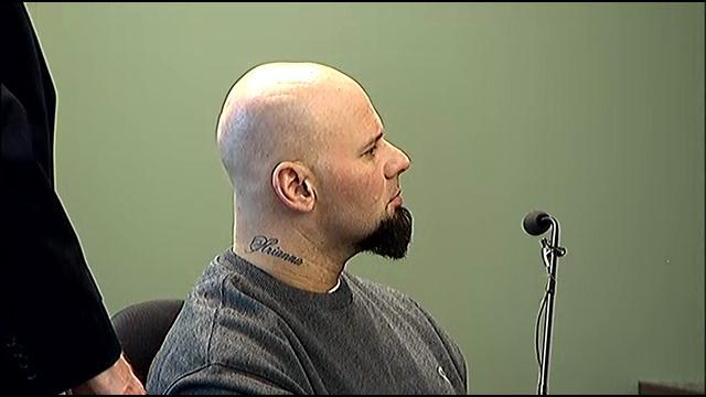 Raw Video: Jared Remy Discusses Guilty Plea With Judge