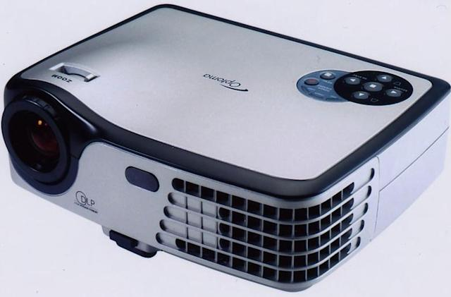 Optoma's EP series of DLP projectors