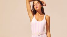 One of the hottest swimwear trends of the season is also universally flattering