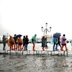 High Tide in Venice Floods the Streets With Up to Five Feet of Water