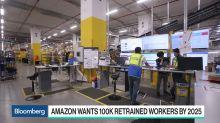 Amazon's $700 Million Training Pledge Is Actually a Bargain