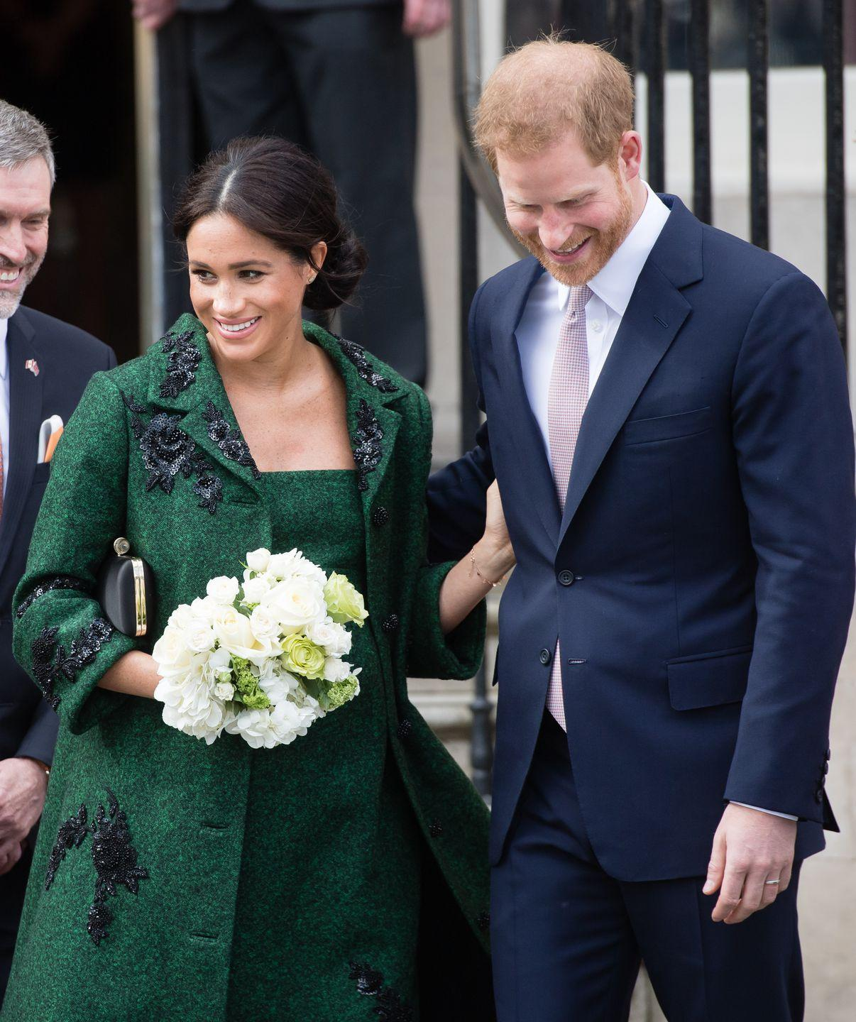 There Will Reportedly Be An Announcement When Meghan