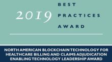 Change Healthcare Recognized by Frost & Sullivan for Accelerating Claims Processing with its Intelligent Healthcare Network™ Blockchain Technology