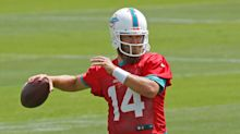 Can Ryan Fitzpatrick really beat Josh Rosen for the Dolphins' starting QB spot?