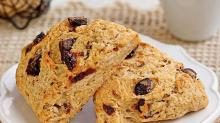 6 Sweet & Savory Scone Recipes for Lazy Weekend Brunches
