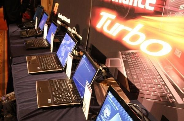 MSI fords the sands, announces sixteen laptops with Intel Core 2011 chips (update: all-in-ones, too)