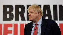 El primer ministro británico, Boris Johnson, promete reducir la inmigración si gana las elecciones