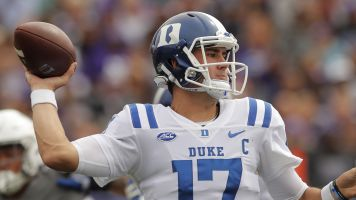 The secret behind Duke QB's speedy recovery