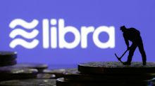EBay exits Facebook's cryptocurrency Libra