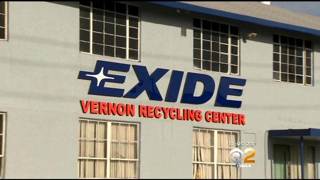 Elevated Levels Of Lead Found In Soil Surrounding Vernon Battery Recycling Plant