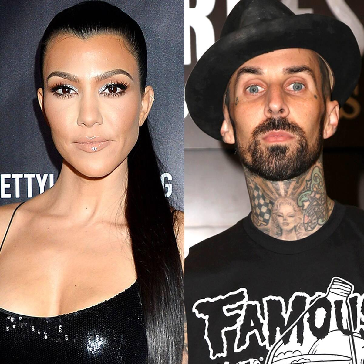 Kourtney Kardashian's Boyfriend Travis Barker Shares ...