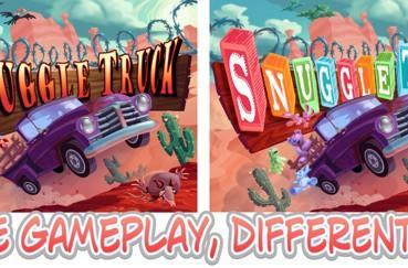 Smuggle Truck now Snuggle Truck on iOS after Apple rejection, PC/Mac version includes both