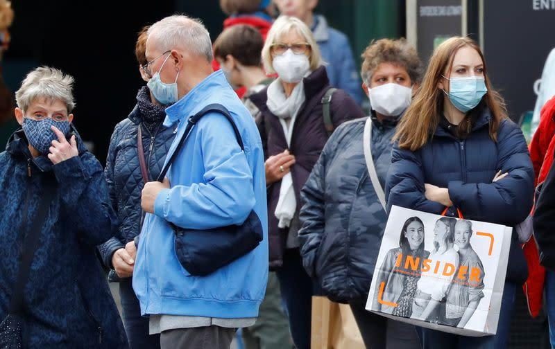 Berlin imposes compulsory mask measures against coronavirus