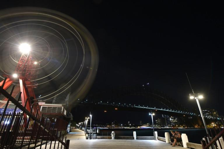 Sydney For Earth Hour Conservation Campaign