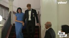 Behind palace walls: Diana and Charles' former chef talks press intrusion, hiding William and Harry and celebrity guests