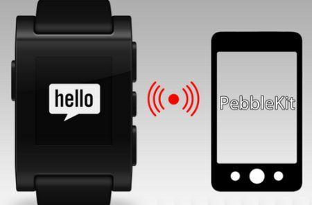 Pebble receives $15 mil in funding, releases SDK and Sports API