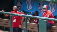 Nationals, manager Martinez agree to multiyear extension