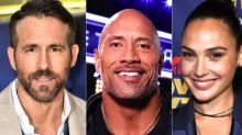 Ryan Reynolds Joins Dwayne Johnson and Gal Gadot for Netflix Action Film 'Red Notice'