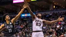 NBA player sues Milwaukee police, claiming excessive force
