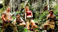 Dwayne Johnson shares new Jumanji set pics, comments on release delay