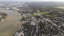 Nearly 100,000 microplastic particles flow down the Thames every second