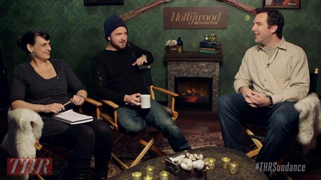 Daily Warm Up: Aaron Paul on 'Hellion' and Reviving 'Breaking Bad' Role