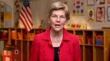 Warren touts Biden's 'really good plans'
