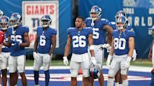 Giants first unofficial 2020 depth chart released