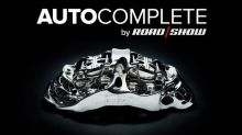 AutoComplete: Bugatti shows 3D-printed titanium brake calipers