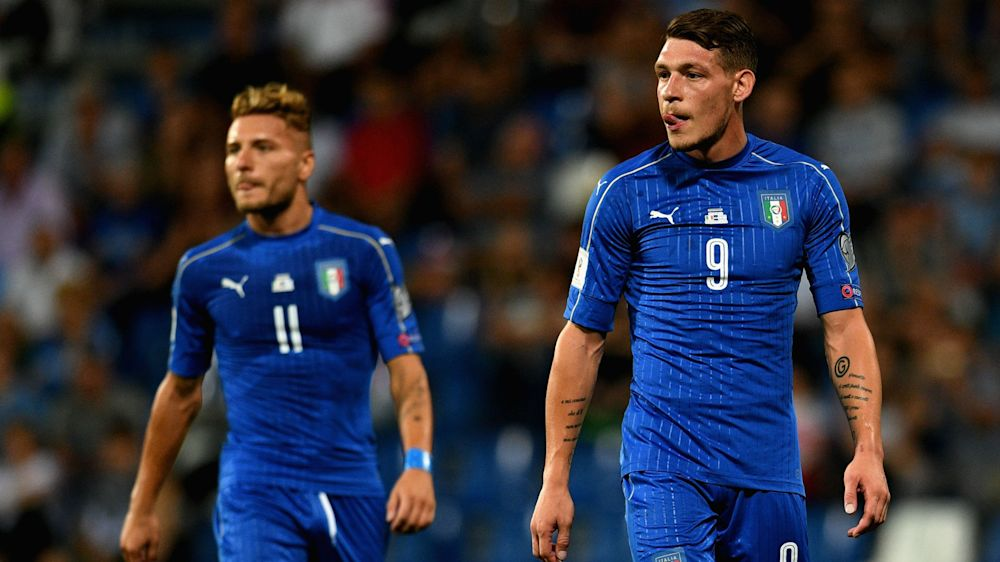 Not a tragedy if Italy miss World Cup, says Zola