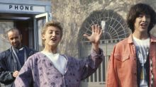 'Bill & Ted's Excellent Adventure' almost featured Hitler kidnap plot