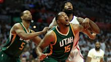 Jazz top Clippers to advance as Celtics draw first blood in semi-finals