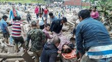 Colombia mudslide toll rises to 23 dead: Red Cross