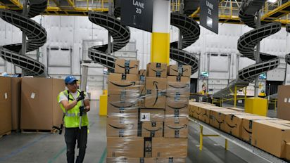 Amazon shuffles thousands of workers: Exclusive