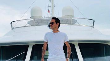 Marc Anthony comparte este video y fans lo encuentran demasiado flaco; míralo