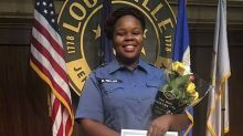 Breonna Taylor: One police officer charged but not in relation to death