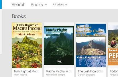 Books come to Google Play in five South American countries