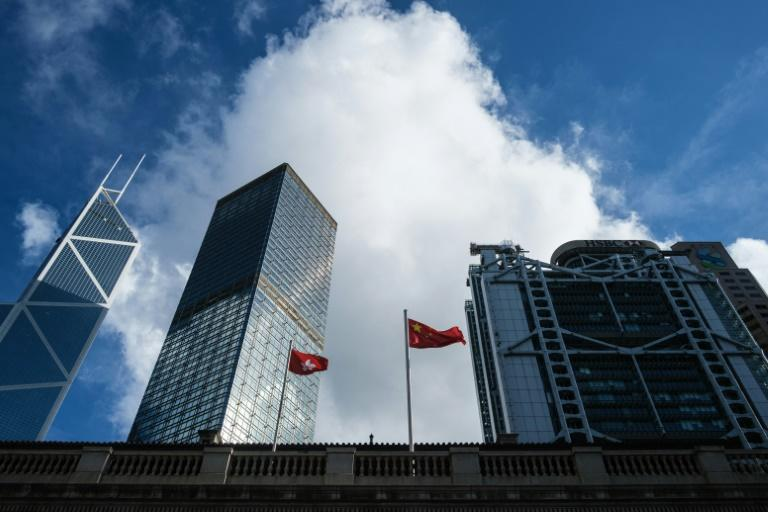 Beijing has made little secret of its desire to rein in Hong Kong's media (AFP Photo/Anthony WALLACE)