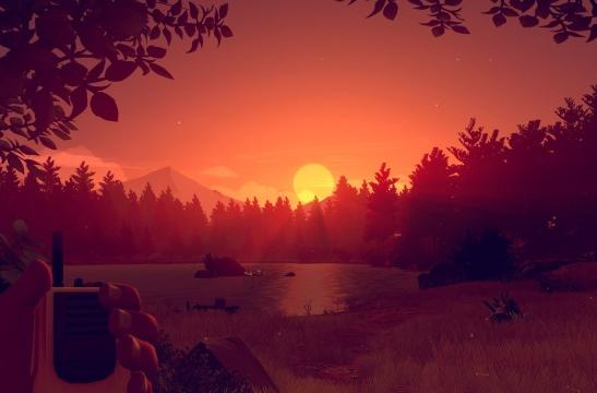 A 'Firewatch' movie is in the works, again