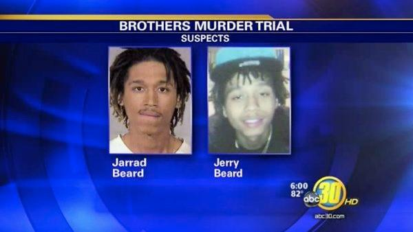 New trouble in court as Beard brothers double murder trial begins
