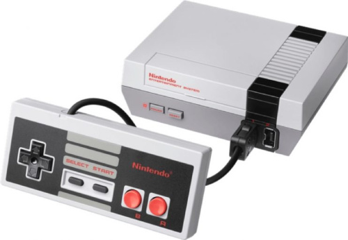 The Nintendo NES Classic.