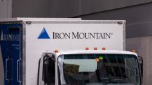 Iron Mountain News: Why IRM Stock Is Sliding Lower Today