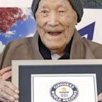 'Loss of big figure': World's oldest man dies aged 113