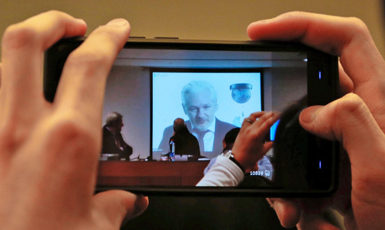 Sweden drops investigation into Julian Assange rape allegations | Engadget