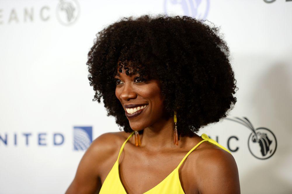Yvonne Orji in West Hollywood, Calif., in 2016.
