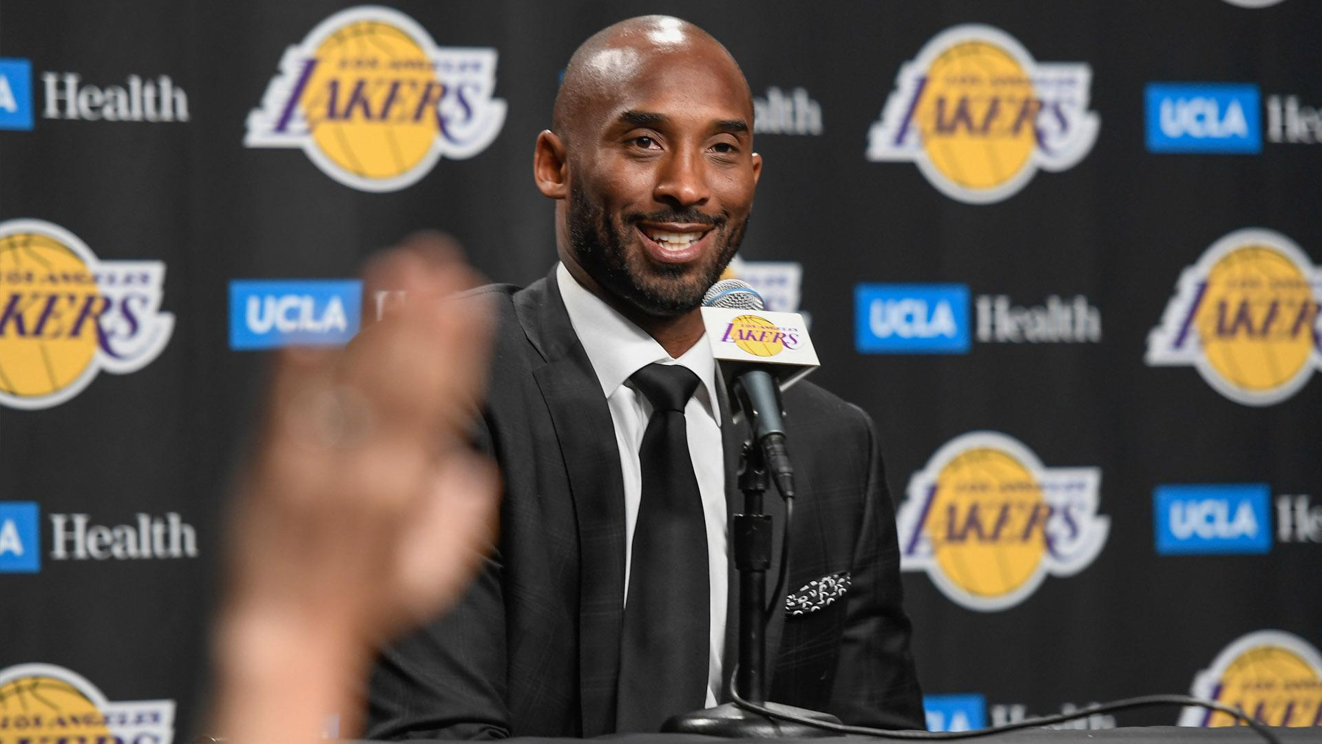 Why Kobe Bryant thinks Lakers should trade young core for ...