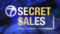 Secret Sales: Cake kits, nail polish, Spa Days
