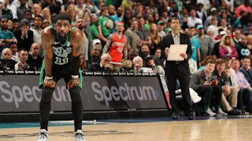 Irving critical of Celtics after loss to Hornets